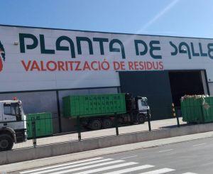 TREBALLS D'IGNIFUGACIÓ A LA PLANTA DE CONTAINERS DEL BERGUEDÀ, S.L. DE SALLENT